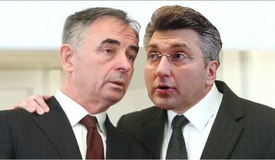 Image result for pupovac plenković