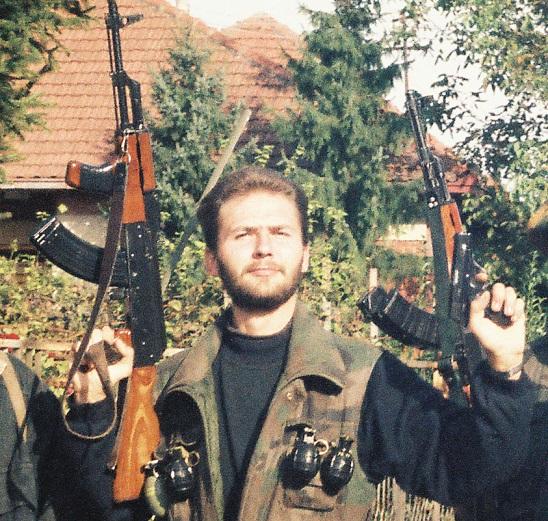 DRAGOVOLJAC - Damir Plavšić: 'Kako smo uništili prvi tenk u ...
